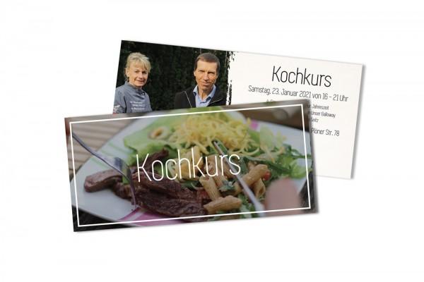 Koch- und Grillkurse mit Gallowayfleisch