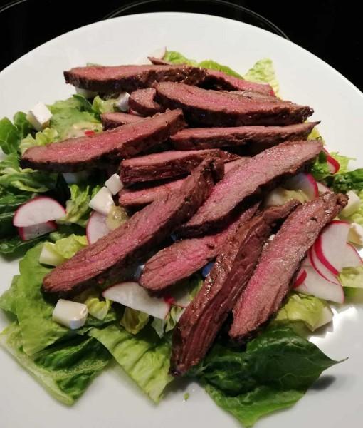 Steak-Salat-mit-unserem-Gallowayfleisch_UnserGalloway